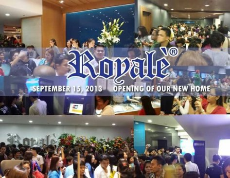 Royale Business Club Corporate Headquaters – Philippines